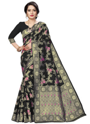 Dial N Fashion Kavira Well Magnificent Wedding Saree