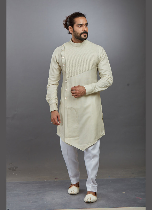 Dial N Fashion Lemon Readymade Kurta Pajama