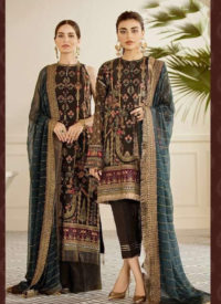 Dial N Fashion Blue Designer Party Wear Pakistani Style Salwar Suit
