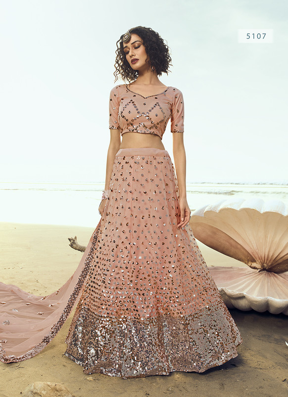 Arya Dial N Fashion Cinderella Sensual Bridal Wedding Wear Lehenga Choli