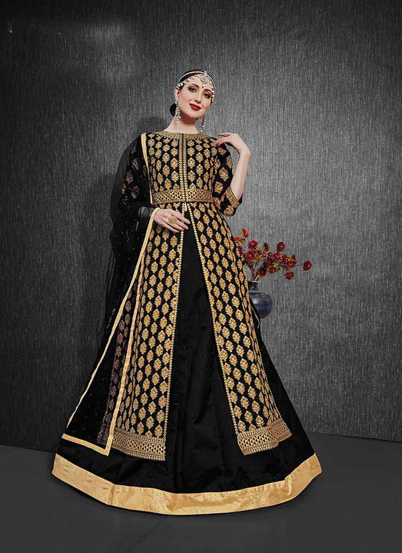 Dial N Fashion   Heavy DesignerHeavy Silk Suit