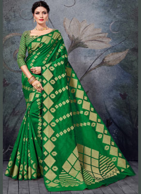 Dial N Fashion Sangam Natraj Handloom Graceful Party Wear Saree