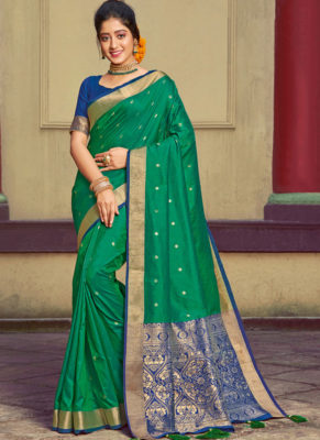 Dial N Fashion Sangam Roop Sundari Smashing Wedding Saree