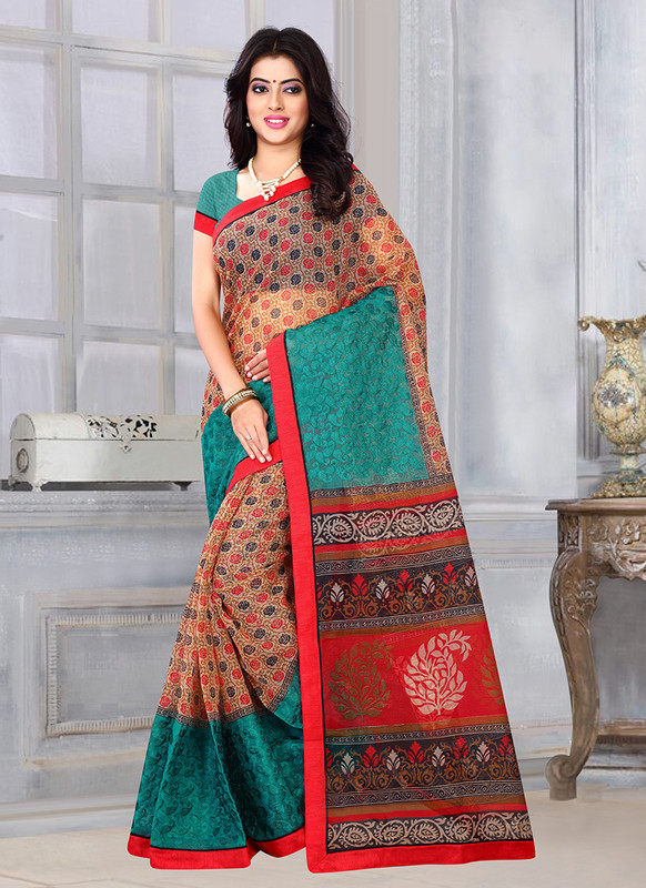 Dial N Fashion Sangam Sunehari Kota Drotin Casual Wear Saree