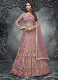Sareetag Designer Party Wear Anarkali Suit