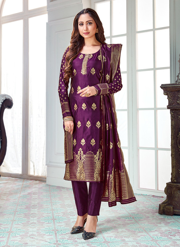 Sareetag Party Wear Salwar Suit