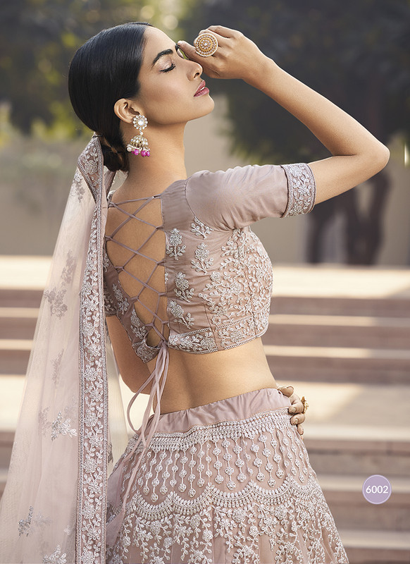 Ayra Design Khawaab Net Wedding Lehenga Choli